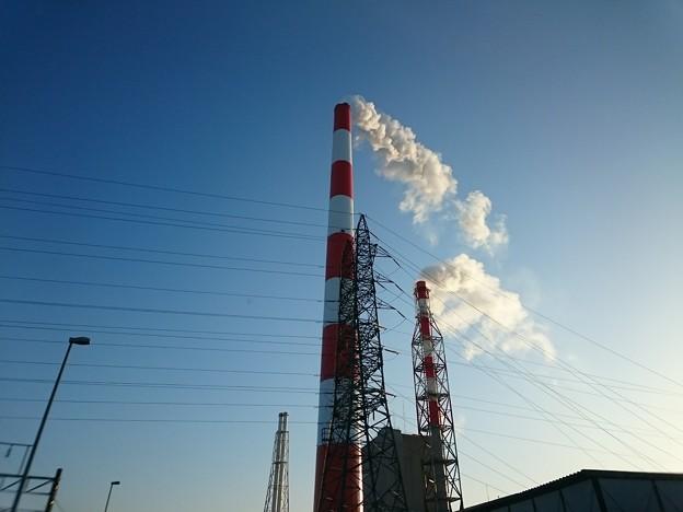11月19日(火)の煙突