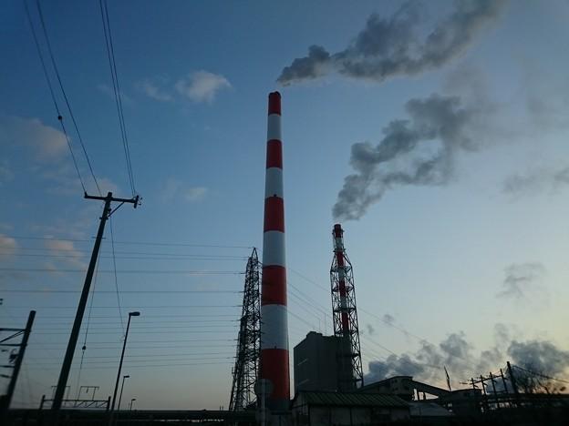 12月18日(水)の煙突
