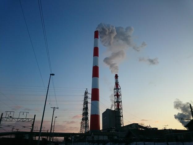 12月24日(火)の煙突