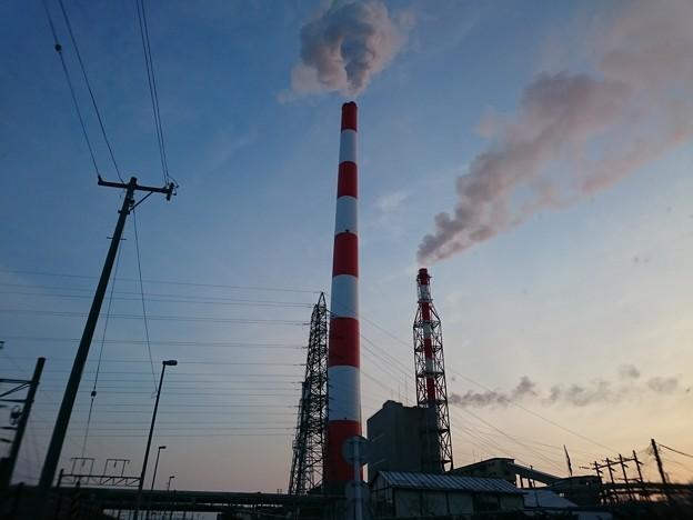 12月26日(木)の煙突