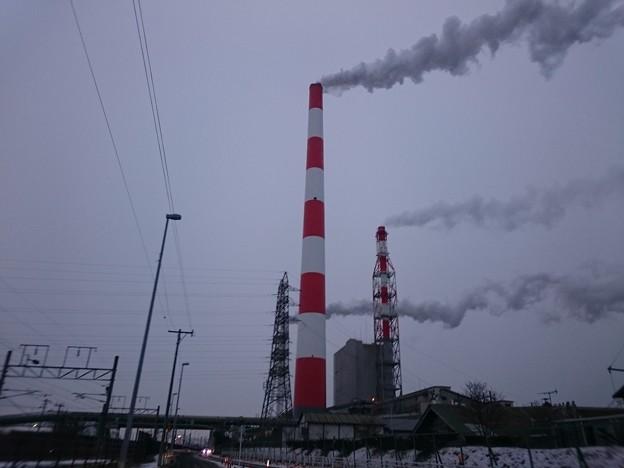 12月27日(金)の煙突