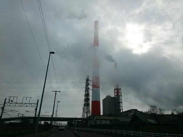 5月13日(水)の煙突