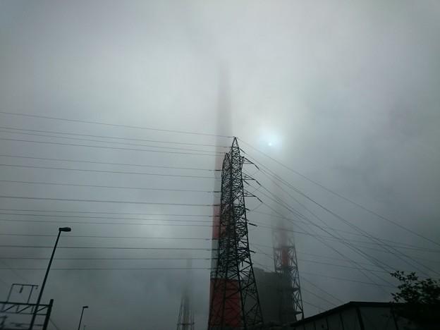 6月15日(月)の煙突