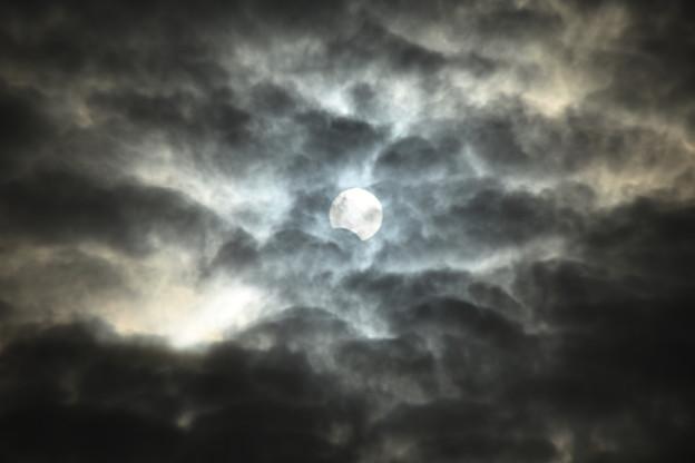 Photos: 部分日食 20200621