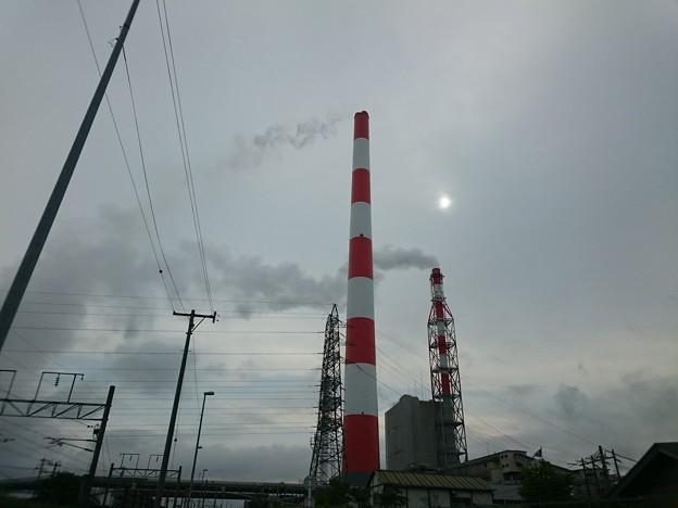 6月24日(水)の煙突