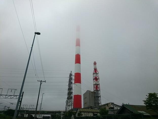 7月6日(月)の煙突
