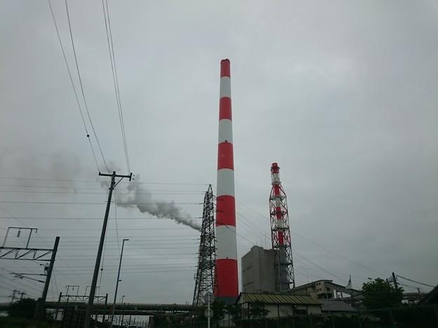 7月17日(金)の煙突