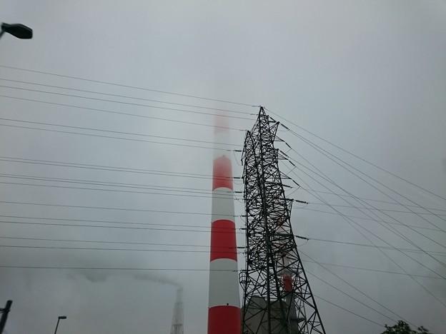 7月21日(火)の煙突