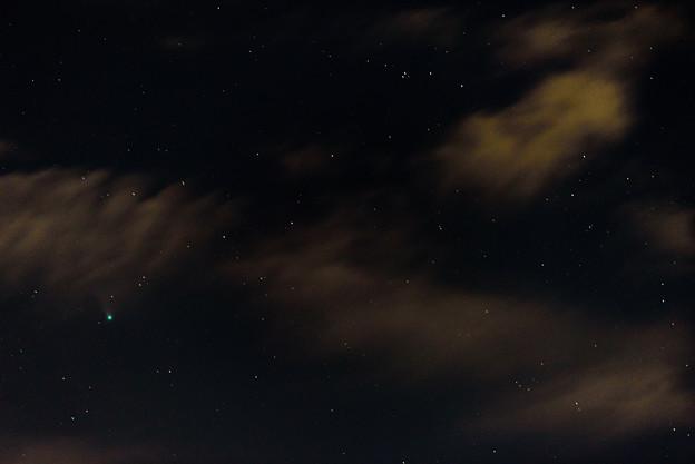 Photos: ネオワイズ彗星