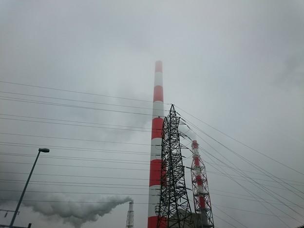 7月31日(金)の煙突