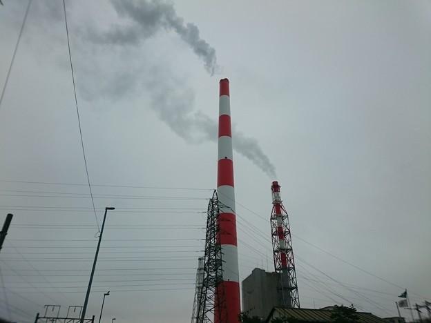 Photos: 8月1日(月)の煙突