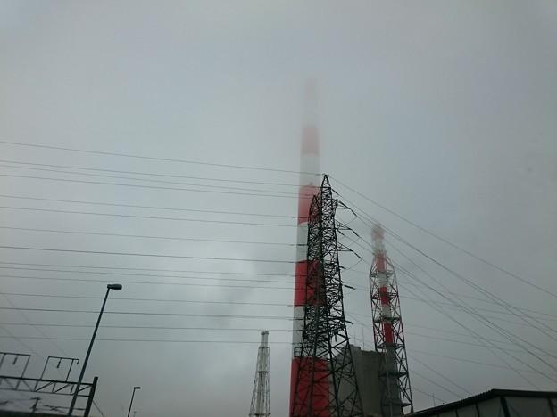 8月6日(木)の煙突