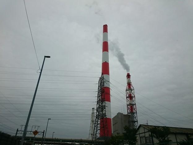 9月1日(火)の煙突