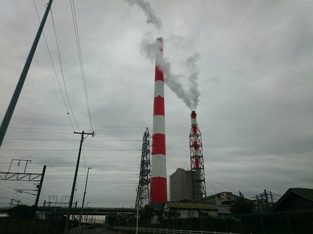 Photos: 9月14日(月)の煙突