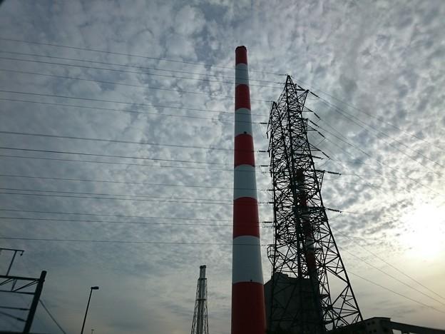 9月25日(金)の煙突