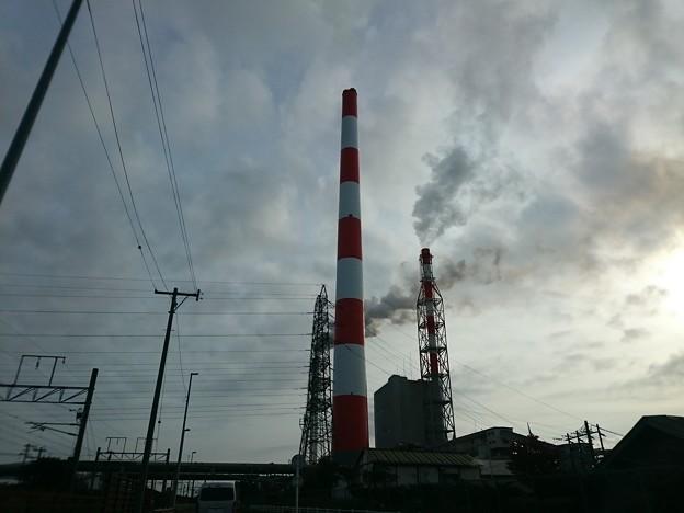 9月30日(水)の煙突