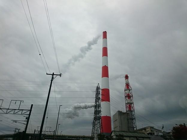 Photos: 10月5日(月)の煙突