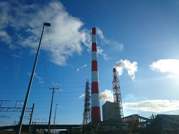 10月6日(火)の煙突
