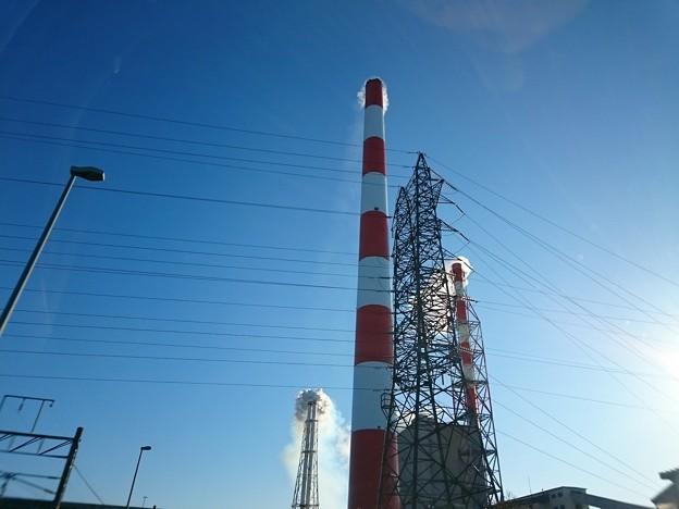 Photos: 10月14日(水)の煙突