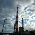 Photos: 10月15日(木)の煙突