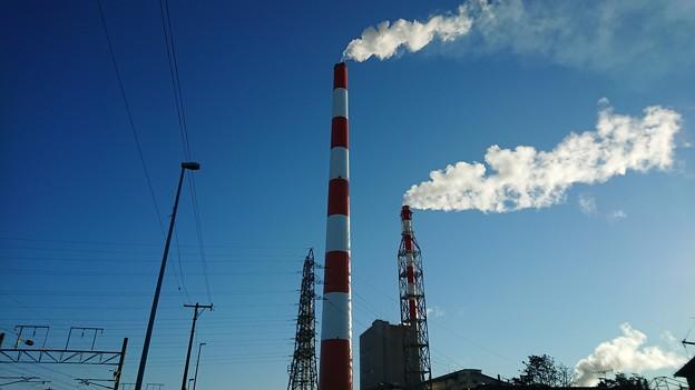 10月27日(火)の煙突