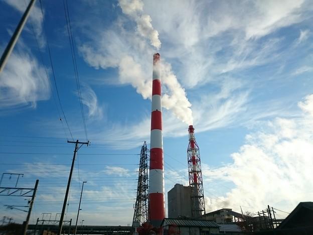 10月28日(水)の煙突
