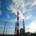 Photos: 10月28日(水)の煙突