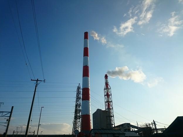 Photos: 10月29日(木)の煙突