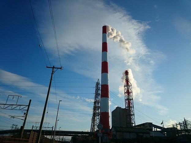 11月4日(水)の煙突