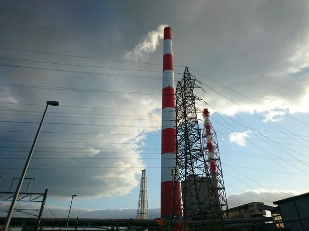 Photos: 11月5日(木)の煙突