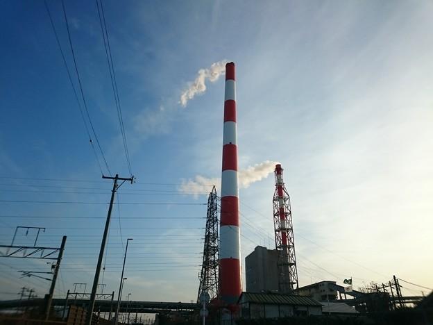 Photos: 11月6日(金)の煙突