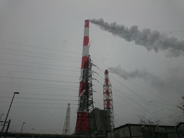 Photos: 11月9日(月)の煙突