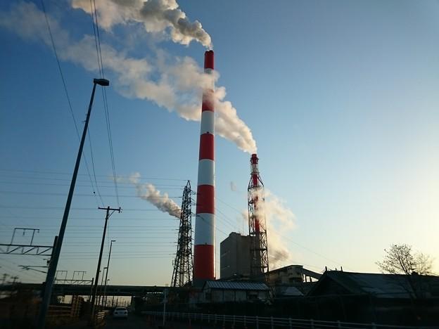 Photos: 11月12日(木)の煙突