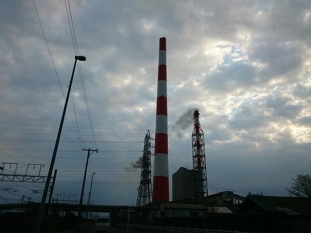 Photos: 11月16日(月)の煙突