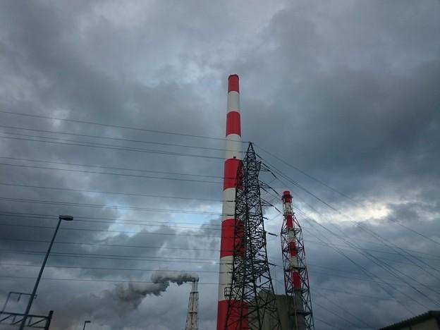 11月20日(金)の煙突