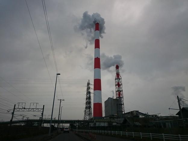 11月24日(火)の煙突