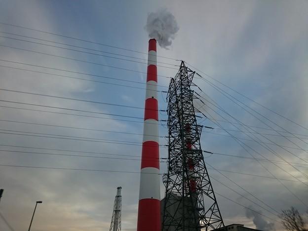 Photos: 11月25日(水)の煙突