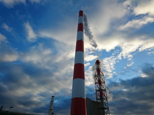 11月26日(木)の煙突