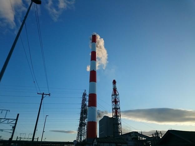 Photos: 11月30日(月)の煙突