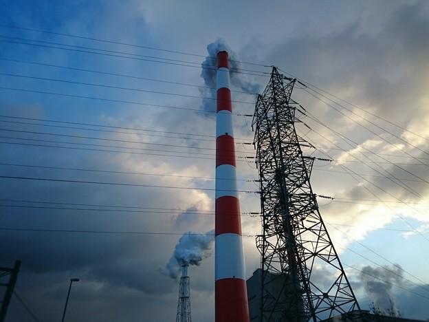 12月2日(水)の煙突