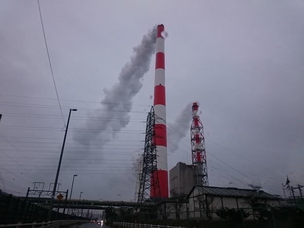 12月7日(月)の煙突