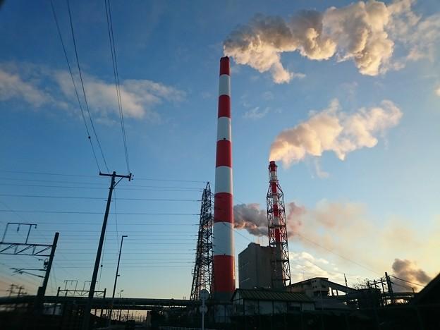 12月14日(月)の煙突