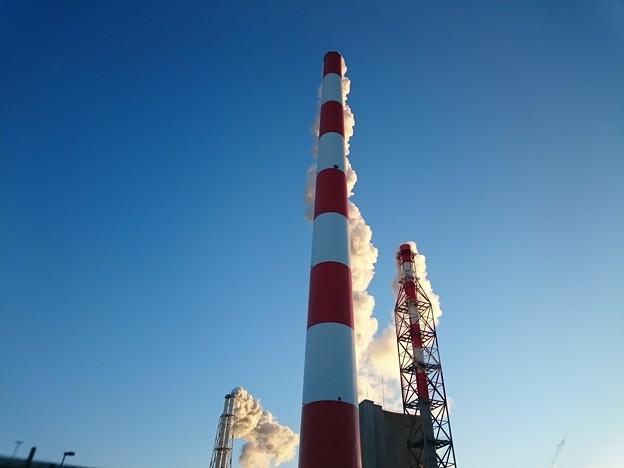 12月15日(火)の煙突