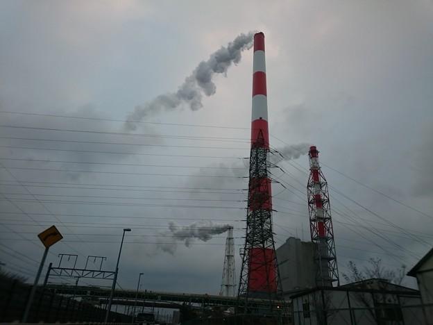 12月24日(木)の煙突