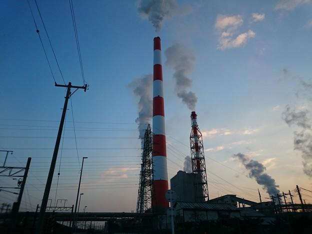 12月25日(金)の煙突