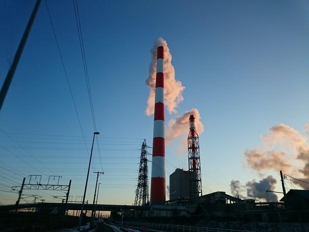 1月5日(火)の煙突