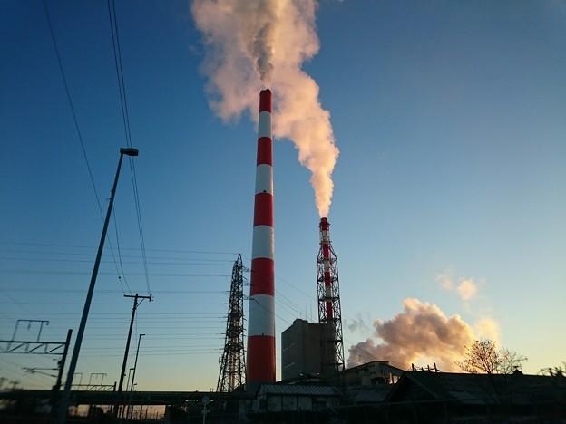 1月6日(水)の煙突