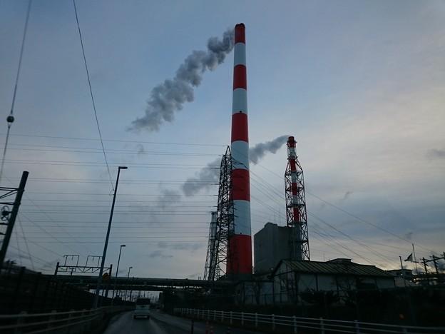 1月13日(水)の煙突