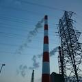 Photos: 1月14日(木)の煙突