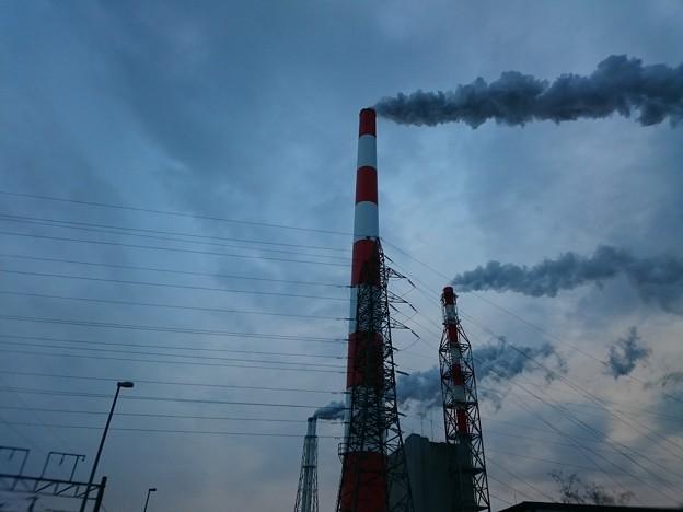 1月19日(火)の煙突